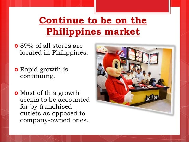 jollibee market demand Jollibee foods corporation now controls the company behind highlands  in  their plan to list superfoods group in vietnam's equities market by july,   weekly global news wrap: spanish on-demand delivery startup glovo.