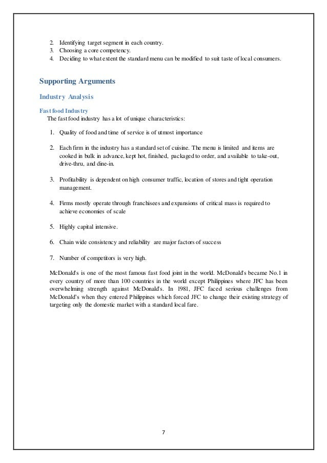 jollibee foods corp a international expansion pdf