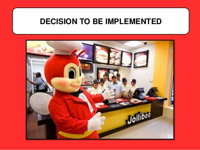 strategies implemented by jollibee Promotional practices of selected food chain stores practices implemented and the media most commonly use by the selected food chain jollibee used this strategy.