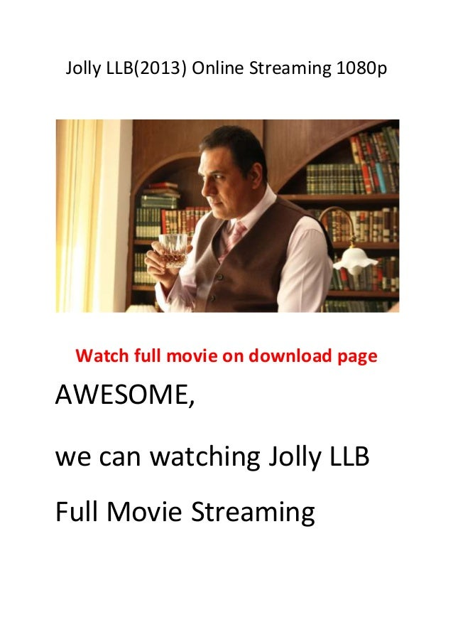 jolly llb 2 full movie hd 1080p free watch online