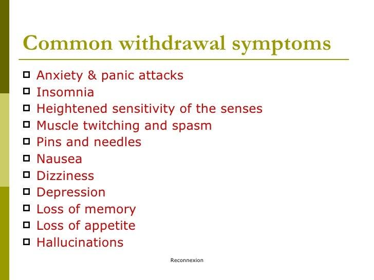 ativan addiction and withdrawal symptoms