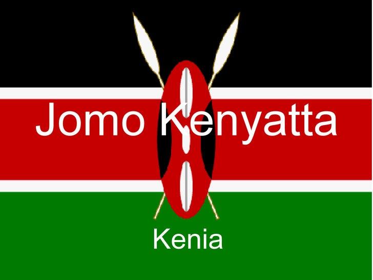 Jomo Kenyatta Kenia