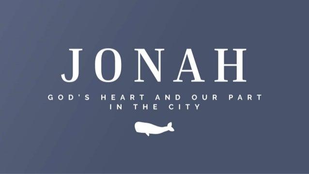 Jonah 4:1-11 B u t i t d i s p l e a s e d J o n a h e x c e e d i n g l y , a n d h e w a s a n g r y.