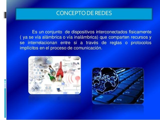 REDES Slide 2