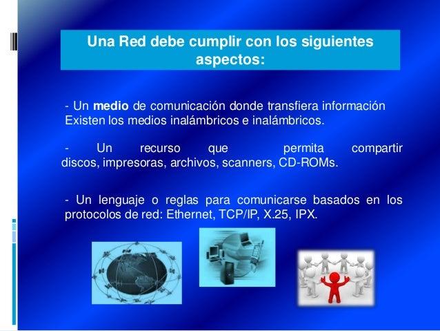 REDES Slide 3