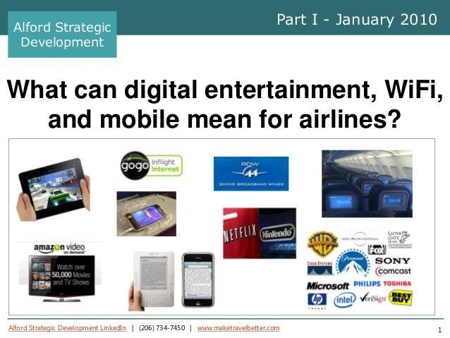 Alford Strategic                                                                               Part I - January 2010  Deve...