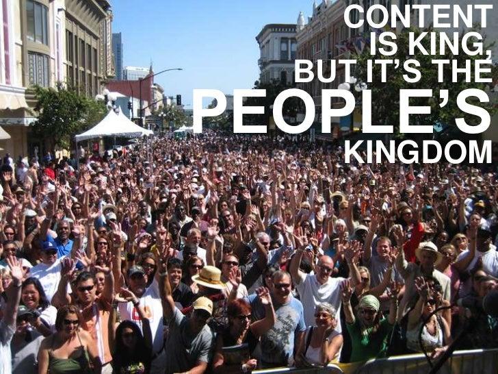 Marketing, Communication and PR Trends 2012 pt 2