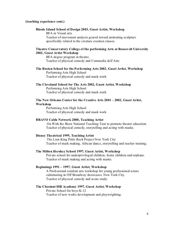 Franchise Business Plan Event 2016 Deca Theater Design Resume