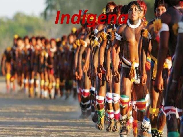 Jongo e indígena Slide 2