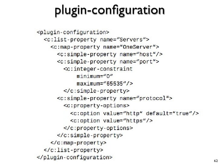 plugin-configuration                           62