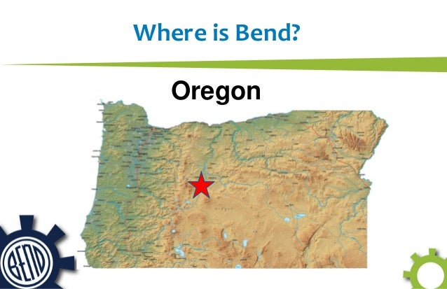 Oregon Where is Bend?