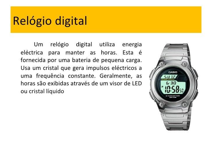 c6f1e9ca290 Relógio ...