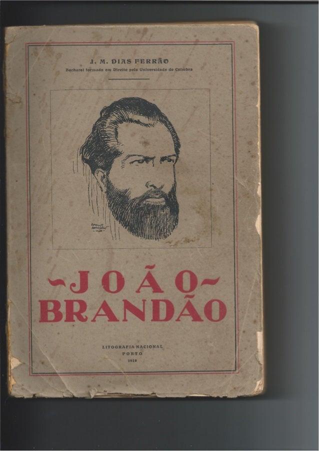 João Brandão