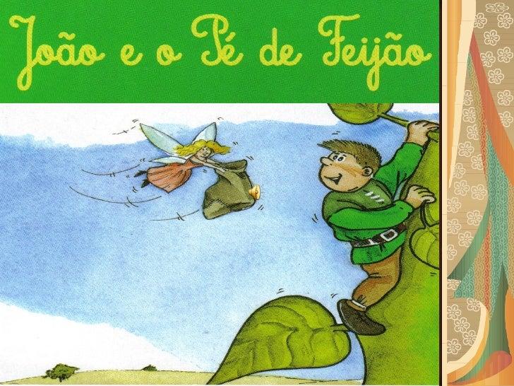 JoãO E O Pé De FeijãO Slide 1