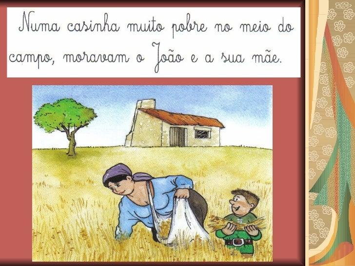 JoãO E O Pé De FeijãO Slide 2