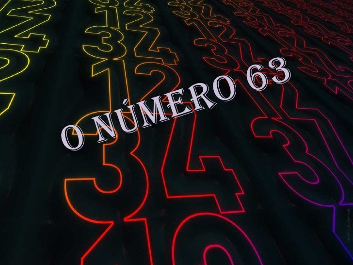 O número 63