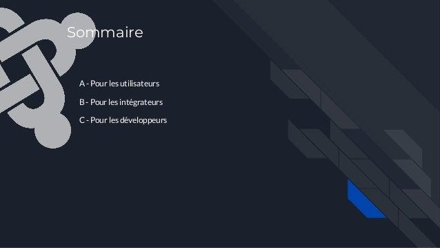 Joomla 4-les-nouveautes par Com3elles Slide 2