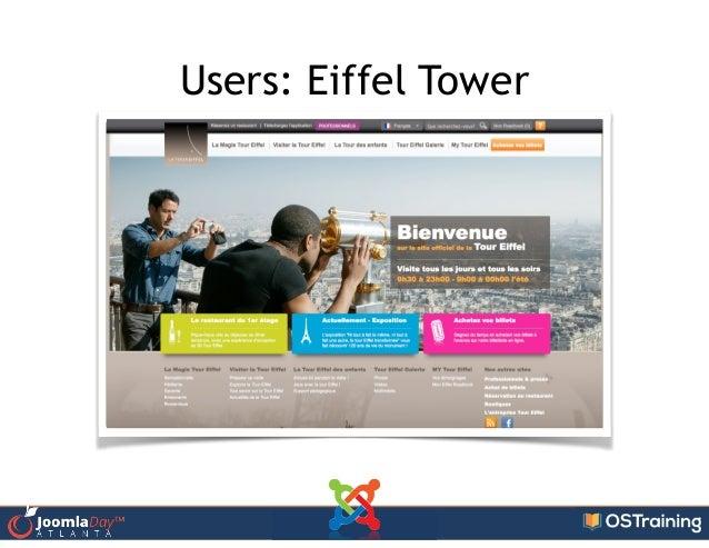 Users: Eiffel Tower
