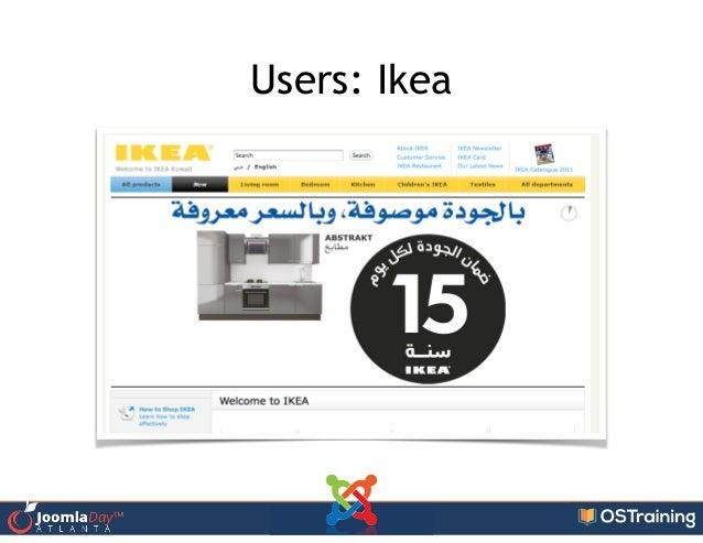 Users: Ikea