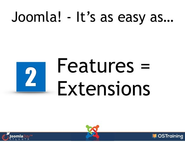 Find New Extensions http://extensions.joomla.org