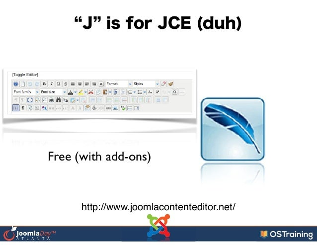 M is for Mobile - Mobile Joomla Free -> $99 http://www.mobilejoomla.com/download.html