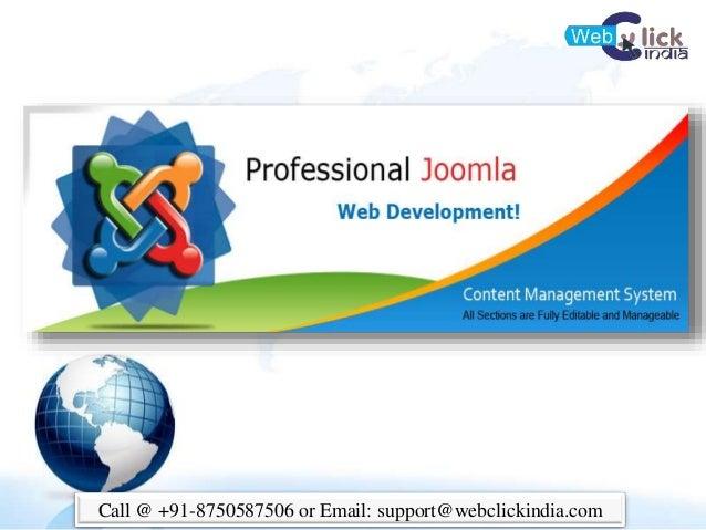 Website Development Company in Delhi | Joomla Website Development