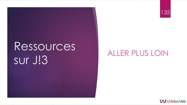 Ressources sur J!3 ALLER PLUS LOIN 135