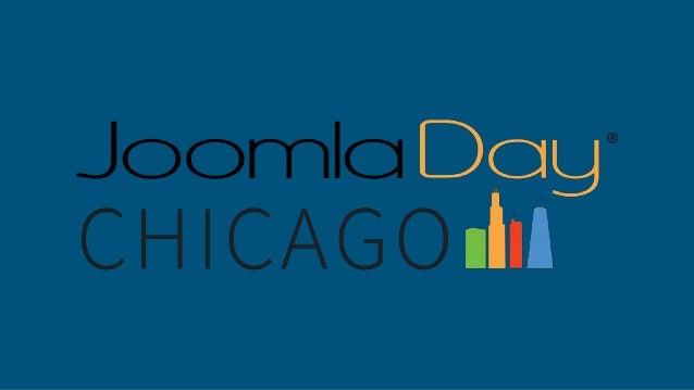 JoomlaDay 2017 Chicago Less is More Matt Christensen @the_real_mattc