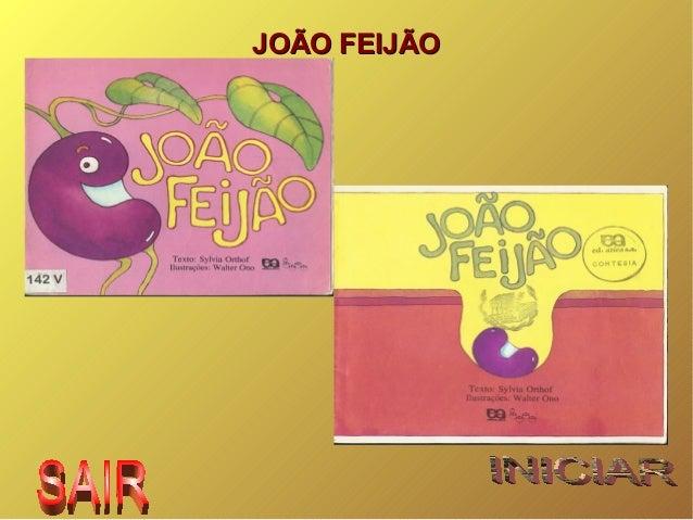 JOÃO FEIJÃOJOÃO FEIJÃO