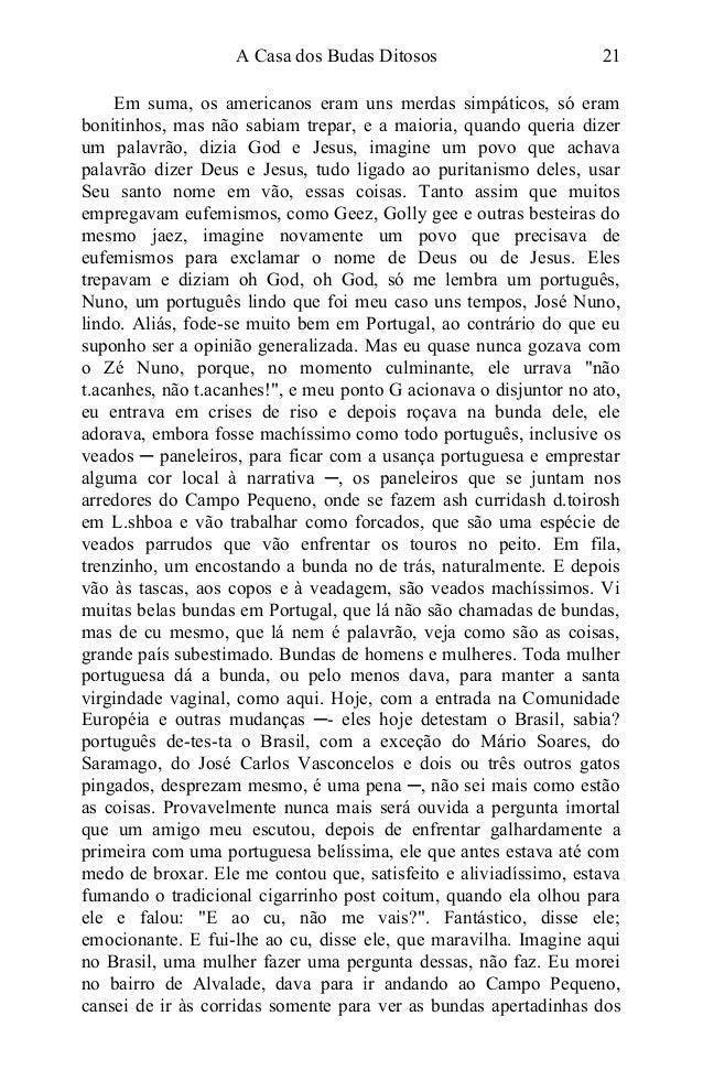 DOS DITOSOS BAIXAR BUDAS CASA