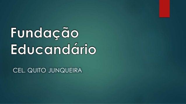 CEL. QUITO JUNQUEIRA