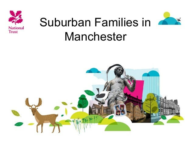 Suburban Families in    Manchester
