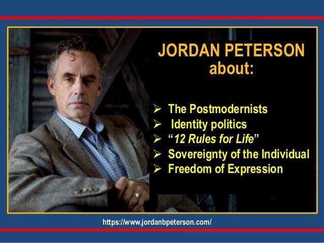 nowe niższe ceny sprzedawca detaliczny kod promocyjny The Postmodernists - Jordan Peterson