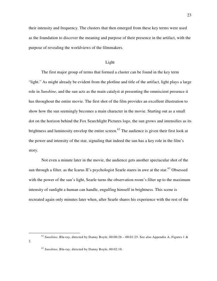 Jordan Best S Media Criticism Paper