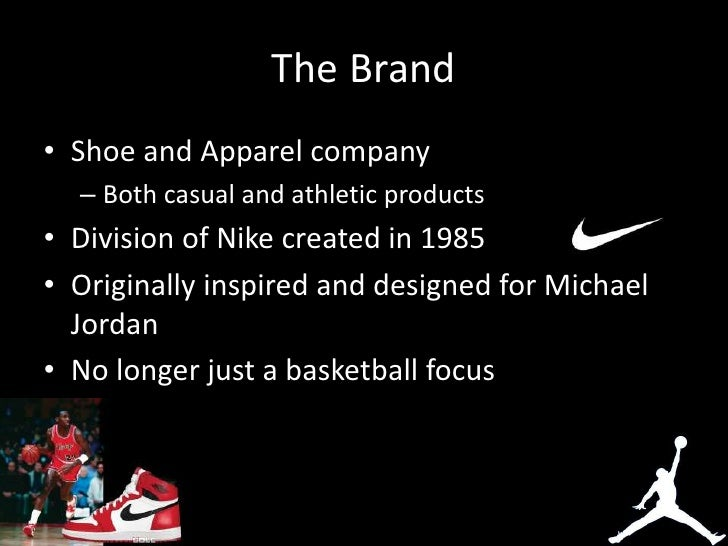 revendeur ca088 64970 Air Jordan Brand Marketing Strategy