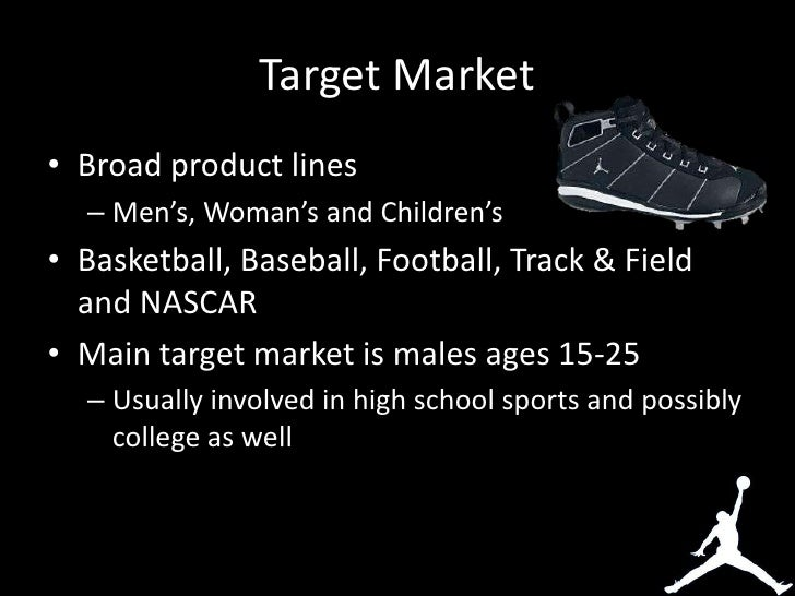 nike target market Nike stock has run out of upside hsbc maintains a $62 target price for nike stock he is a senior financial market reporter for benzinga and has.