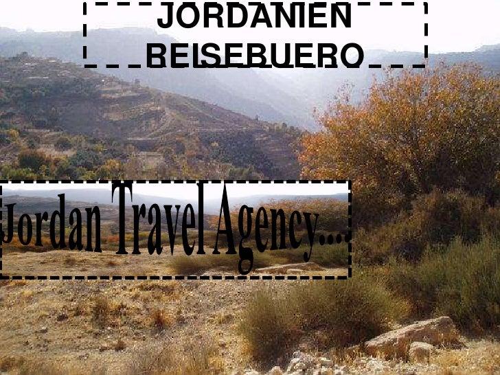 JORDANIEN REISEBUERO <br />Jordan Travel Agency....<br />