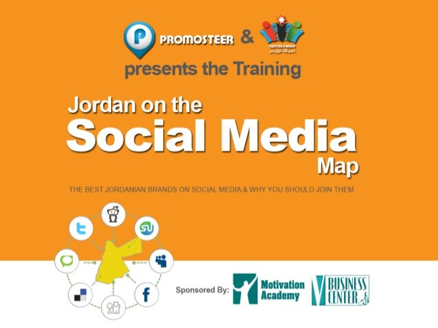 Jordan on the Social Media Map The Best Jordanian Brands on Social Media & Why YOU should join them