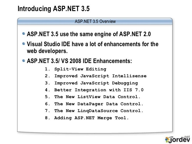 Introduction to asp. Net ppt.