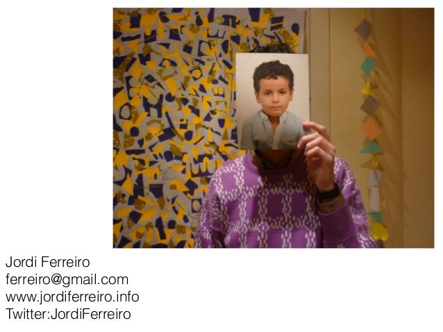 La performance, una eina per ludificar l'aula, Jordi Ferreiro Slide 2