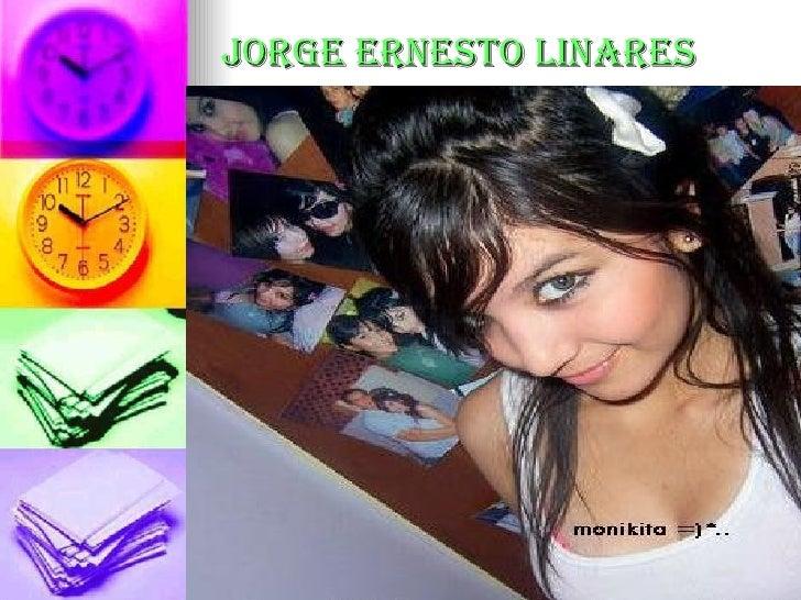 Jorge Ernesto Linares Mata