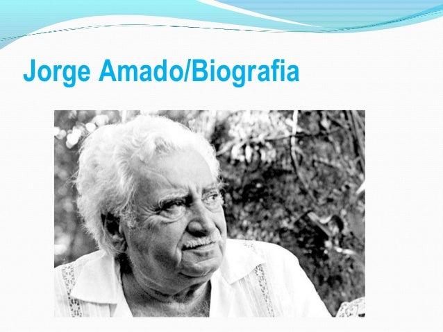 Jorge Amado/Biografia