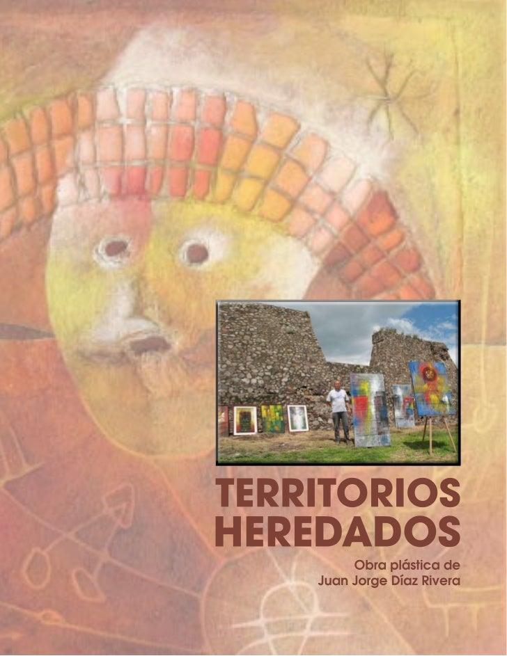 La península del Lagarto (2009)                                 Corazón de Chamán (2009)        Técnica mixta (acrílico y ...