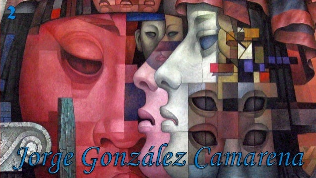 The muralist, painter and sculptor Jorge González Camarena (1908-1980) was born in Guadalajara, Jalisco, Mexico. He attend...