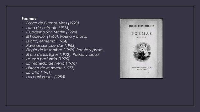 Jorge Luis Borges Poemas