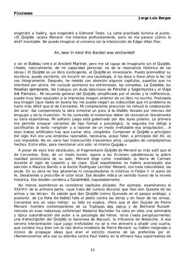 ficciones jorge luis borges pdf