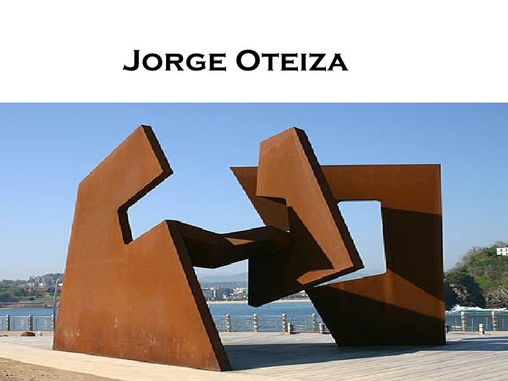 Jorge Oteiza