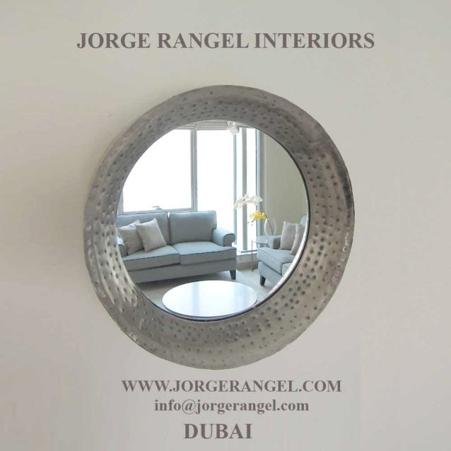 Jorge rangel architecture interior design services dubai for One agency interior design dubai