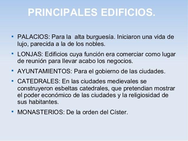 EL GÓTICO Slide 3