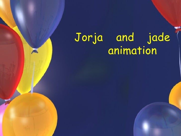 Jorja  and  jade animation